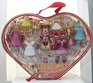 Walt Disneys Exclusive Minnie Mouse Fashion Set