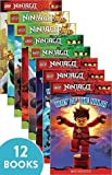 img - for Lego Ninjago Series, Set of 12 Readers book / textbook / text book