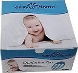 Limpia con un paño húmedo @ de inicio de 50 ovulación (para mano izquierda) orinal de prueba para pinturas de tiras adhesivas para, 50 LH de movimientos