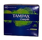 Tampax Tampons Compak Super 20