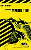 img - for CliffsNotes on Skinner's Walden Two by Cynthia C. McGowan (1979-09-03) book / textbook / text book