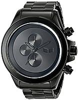 Vestal Men's ZR3005 ZR-3 Minimalist Oversized Gold Chronograph Watch from Vestal