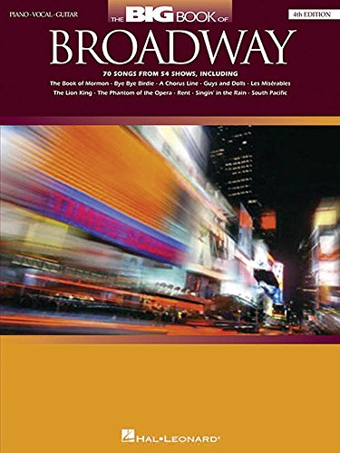 The Big Book of Broadway (Big Books of Music)
