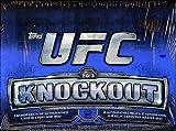 2013 Topps UFC Knockout Hobby Sealed Box