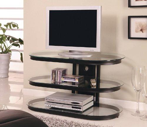Cheap Unique Design LCD / Plasma Media Storage TV Stand (VF_AZ00-28266×30215)