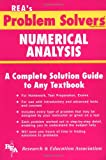 Numerical Analysis Problem Solver (Problem Solvers Solution Guides)