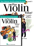 Play Violin Today! Beginner's Pack: Level 1 Book/CD/DVD Pack (Play Today!: Level One)