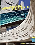 Architectural Record 2013 January - New…