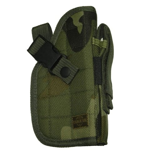 Taigear Airsoft Pistol Holster Camo Style Right Side Belt Holster By Taigear (Camo) at Sears.com
