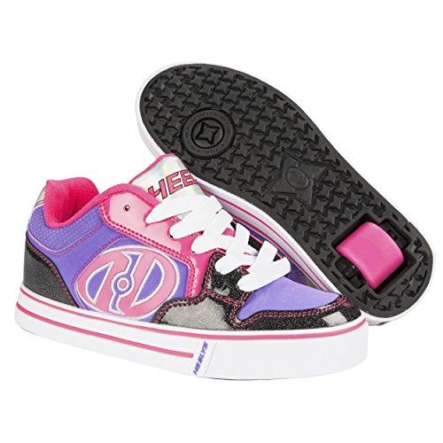 Heelys Motion, lila/pink/schwarz, 770308 Größe 38