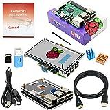 kksmart Raspberry pi 3 model b ラズベリーパイ電子工作入門 5インチタッチパネルキット