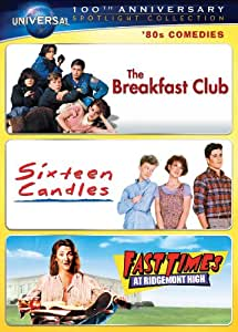 '80s Comedies Spotlight Collection [The Breakfast Club, Sixteen Candles, Fast Times at Ridgemont High] (Universal's 100th Anniversary)