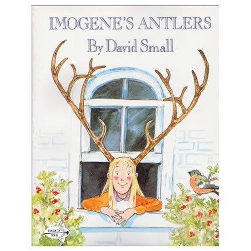 Imogene's Antlers - Paperback - 1