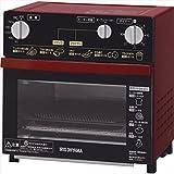 アイリスオーヤマ ノンフライ熱風オーブン FVH-D3A-R 【オーブン ノンフライ ヘルシー 熱風オーブン 調理器具 キッチン用品 家庭用】