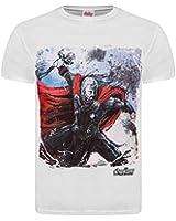 Official Marvel Avengers 2 - Age Of Ultron 'Superhero' Herren T-Shirts