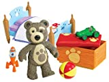Little Charley Bear Bedroom Playset