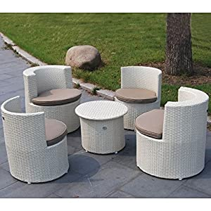 Salottini da giardino giardino salottino rattan for Salottini da giardino