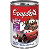 Campbell's, Condensed Disney Cars Shapes with Chicken in Chicken Broth, 10.5oz Can (Pack of 6)