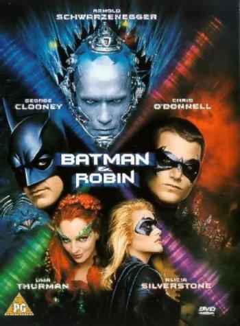 Batman and Robin [DVD] [1997]