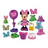 Fisher-Price Disney's Minnie Mouse Birthday Bowtique