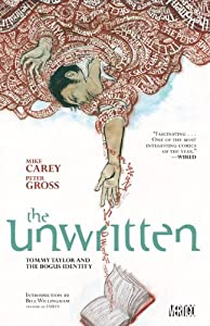 "Cover of ""Unwritten Vol. 1: Tommy Taylor ..."