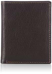 Lichfield Leather Portefeuille pour hommes Style 2088_46 noir/cognac