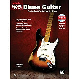 Alfred's Learn to Play Blues Guitar