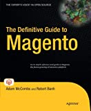img - for The Definitive Guide to Magento book / textbook / text book