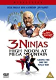 3 Ninjas: High Noon At Mega Mountain [DVD] [2009]