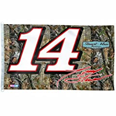NASCAR Tony Stewart 3-by-5 Realtree Foot Flag by WinCraft