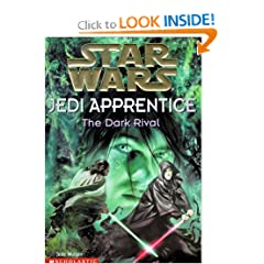 The Dark Rival (Star Wars: Jedi Apprentice, Book 2)