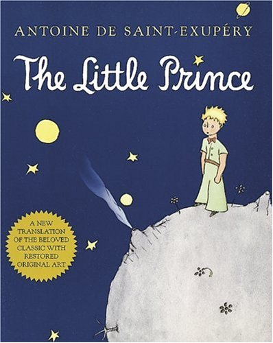 Little Prince, ANTOINE DE SAINT-EXUPERY, RICHARD HOWARD