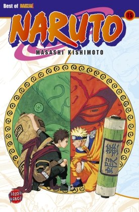 Naruto, Band 15