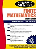 Schaum's Outline of Finite Mathematics (0070380023) by Seymour Lipschutz