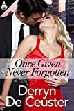 Once Given Never Forgotten (English Edition)