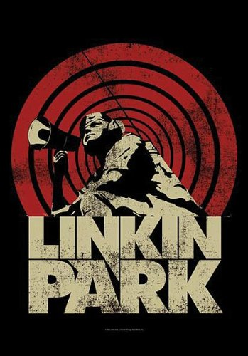 Linkin Park - Poster bandiera Loud & Clear