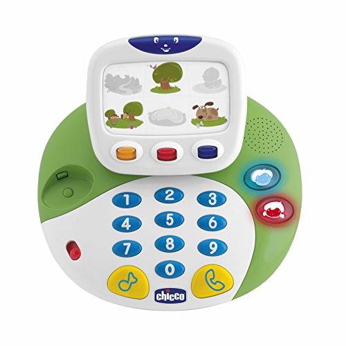 Chicco 60085 gioco videotelefono parlante for Prezzo scivolo chicco