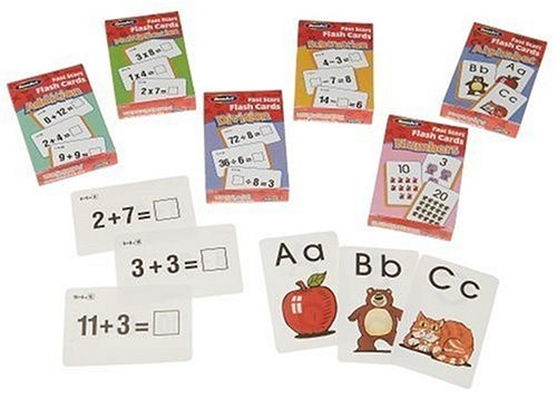 RoseArt 6 Pack Flash Card Game Set - 1
