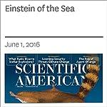 Einstein of the Sea   Jonathan Balcombe