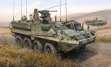 Stryker m1130 commander'vehicle (cV) s