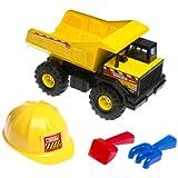 Tonka Mighty Dump with Construction Helmet ~ Tonka