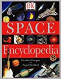 img - for DK Space Encyclopedia book / textbook / text book