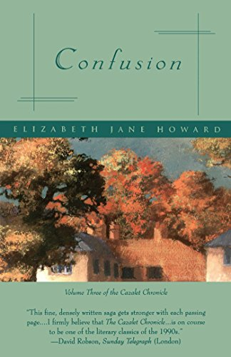 Confusion (Volume Three of the Cazalet Chronicle)