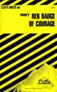 CliffsNotes on Crane&#39;s Red Badge of Courage