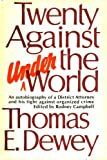 img - for Twenty against the underworld book / textbook / text book