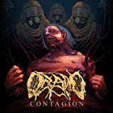 Contagion by Oceano (2010) Audio CD