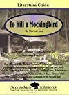 Literature Guide: To Kill a Mockingbird