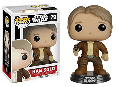 Han Solo Funko POP! Star Wars: Episode 7 Han Solo Action Figure