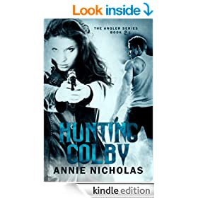 Hunting Colby: book 2.5 Shapeshifter Romantic Suspense (The Angler)