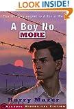 A Boy No More (Aladdin Historical Fiction)
